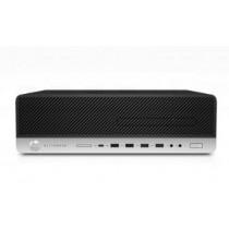 HP Elitedesk 800G3 SFF - CORE I5 6500 à 3.2Ghz - 8Go - 512Go SSD - DVDRW - Win 10 64bits - GTIE 17 mois HP