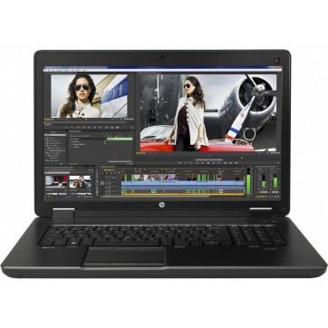 "Station HP ZBOOK 17 - I7-4710QM à 2.5Ghz - 24Go - 512Go SSD - 17.3"" FULL HD + WEBCAM + K3100 + Win10 PRO 64bits"