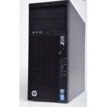 Station HP Workstation Z230 - XEON E3-1240 V3 à 3.4Ghz - 16Go - 128Go SSD + 1To - QUADRO K2000 - Win 10 64bits