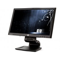 "Moniteur LCD 22"" HP PRO LA2206XC - FULL HD 1920*1080- DVI, VGA, Displayport - USB, fonction Pivot + WEBCAM"