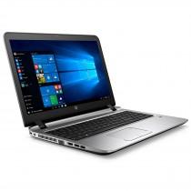 "HP PROBOOK 455 G3 - AMD QUAD CORE à 2.5Ghz - 8Go - 500Go -15.6"" HD + RADEON R5 - DVD+/-RW - WCAM + PAV NUM - Win 10 PRO 64bits"