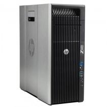 Station Graphique HP Z620 - BI-Xeon E5-2609 à 2.4Ghz - 16Go - 240Go SSD + 1000Go - QUADRO K2000 - Win 10 64bits