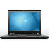"LENOVO Thinkpad L420 Core I5 2520M à 2.5Ghz - 8Go - 320Go - DVDRW - 14.1"" HD+ WEBCAM , WiFi, - Windows 7 PRO - GRADE B"