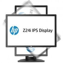 "Ecran 24"" HP PRO IPS Z24I - Pivot - Hub USB - VGA+DVI+DisplayPort - FULL HD 1920*1200 - GRADE B"