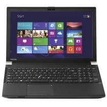 "Toshiba TECRA A50 - Core I3 à 2.5Ghz - 8Go - 500Go - 15.6 "" LED + Webcam + pavé num - DVD+/-RW - Win 10 - GRADE B"