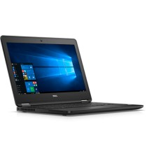 "DELL LATITUDE E7270 Core I5-6300U à 2.4Ghz - 8Go - 256Go SSD -12.5"" LED HD - WEBCAM + HDMI - Win 10 PRO 64bits"