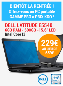 HP PRO 6000 SFF - Intel dual core E5700 à 3Ghz - 4Go - 250Go - DVD - Windows 10 - 64Bits installé